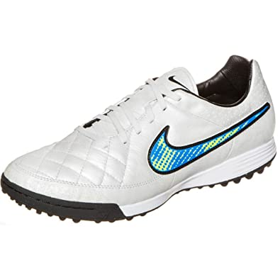 f71f62a8db7c5 Image Unavailable. Image not available for. Color  Nike JR Tiempo Genio  Leather TF ...