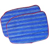 McCulloch Traditional Mop Pad for MC1375, MC1385, 2-pk
