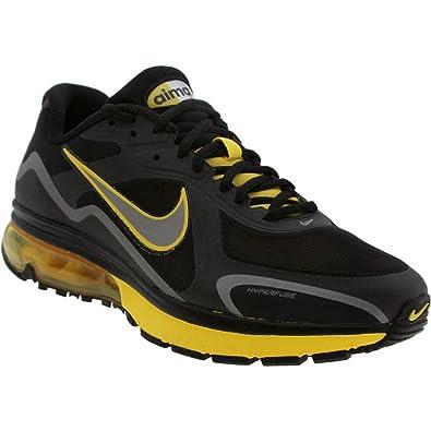 3c75d34bf2fa ... Nike Air Max Alpha 2011+ Mens Running Shoes 454347-070 Black 10.5 M US