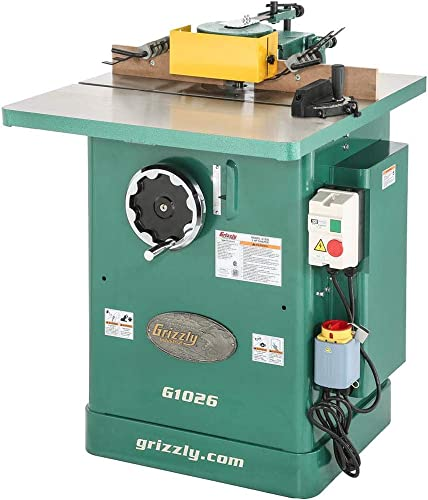 Grizzly G1026 Shaper, 3 HP
