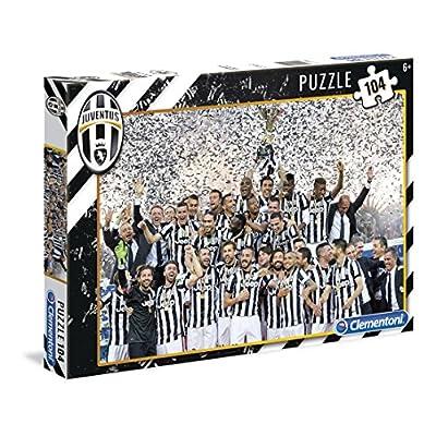 Clementoni 27950 Puzzle Juventus 104 Pezzi