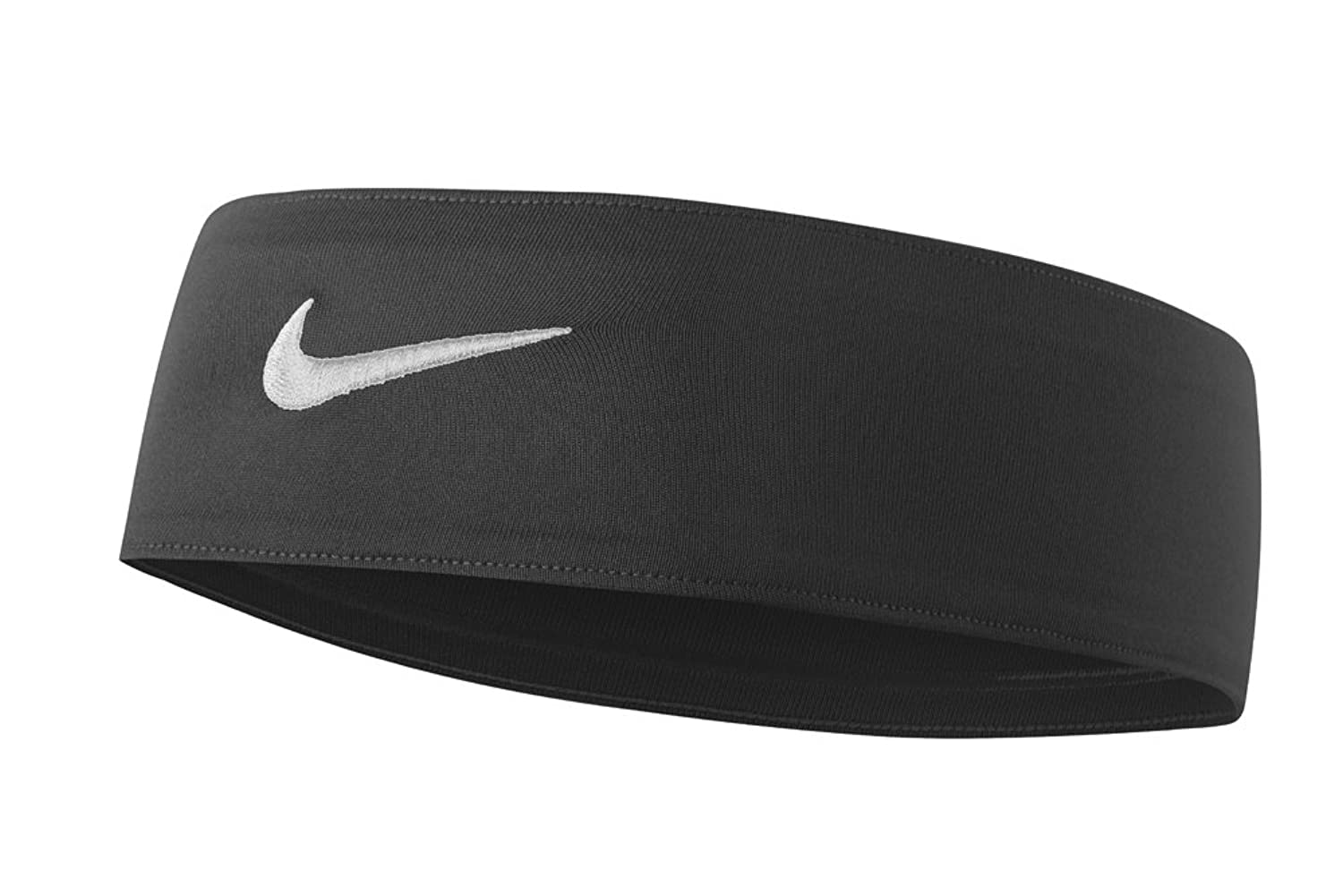 Amazon.com : Nike Solid Fury Headband (One Size Fits Most, Black/White) :  Clothing