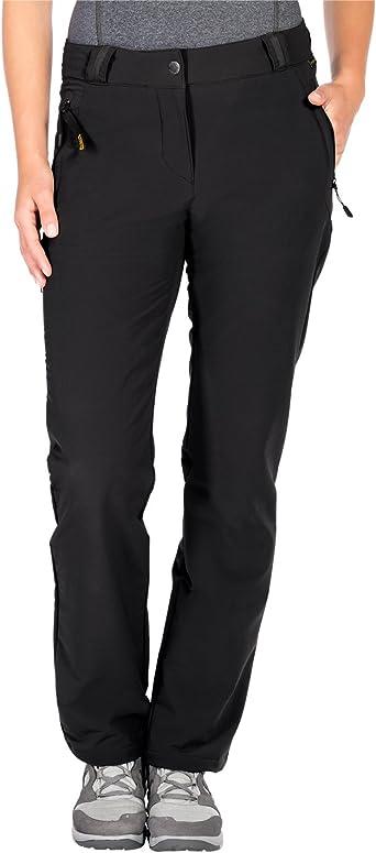 Jack Wolfskin Damen Activate Thermic Pants Women Softshell Hose