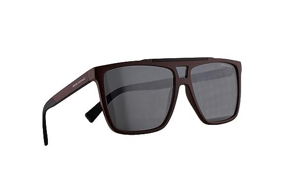 Amazon.com: Armani Exchange AX 4079S 82746G AX4079S - Gafas ...