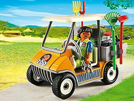 Neu /& OVP Tiergehege Playmobil City Life 5968 Zoo