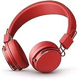 Urbanears Plattan 2 On Ear Wireless Bluetooth Headphone, Tomato - 04092113