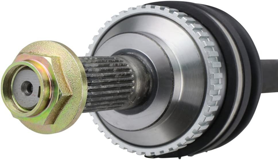 Front Left CV Axle Drive Shaft Bodeman Fits AUTOMATIC TRANSMISSION Only 2001-2008 Ford Escape // 01-08 Mazda Tribute 3.0L // 05-08 Mercury Mariner Excluding hybrid Driver Side