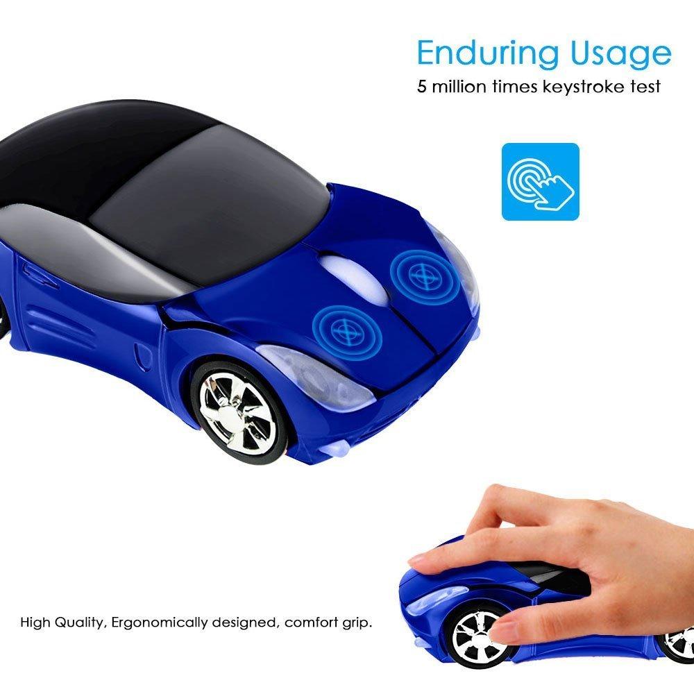 Amazon in: Buy Microware Wireless Car Shape USB Receiver