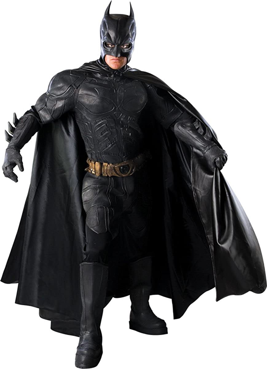 Amazon.com: Morris Mens Batman Collector Costume, Large ...