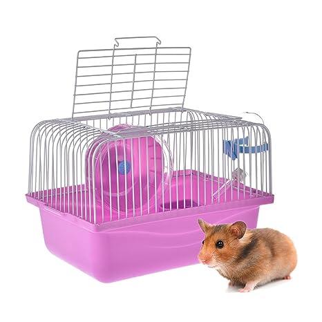 Yunt jaula hámster jaula hámster Animales Pequeños juguetes parte ...