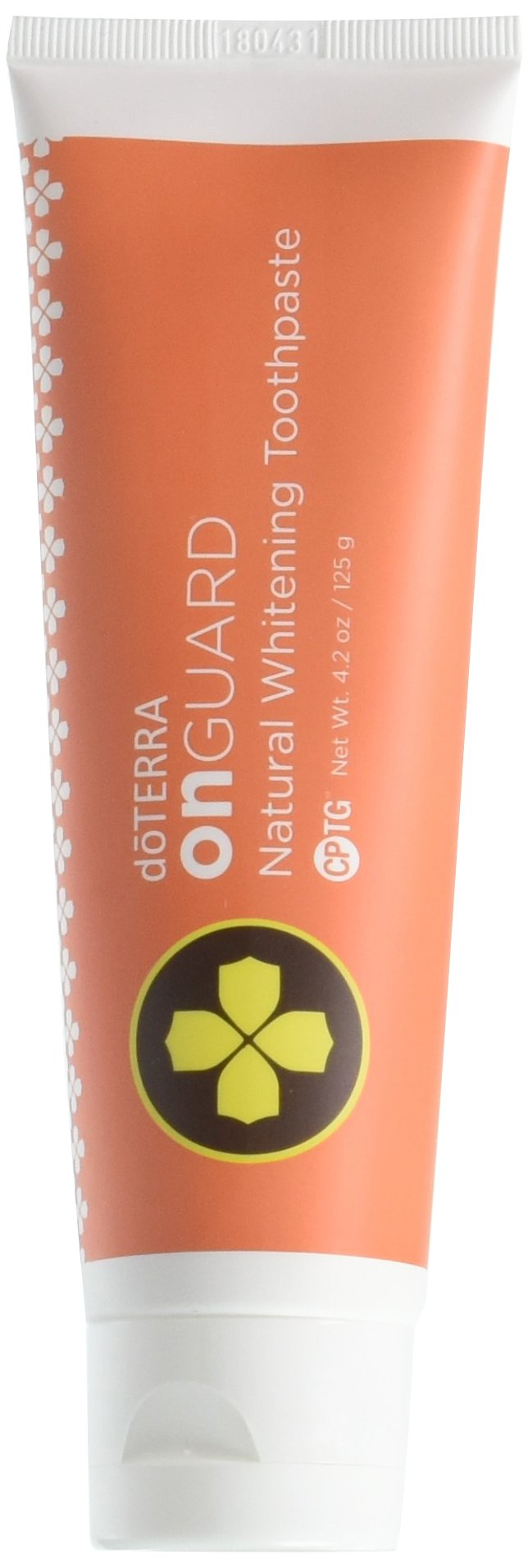 dōTERRA On Guard Natural Whitening Toothpaste 4.2oz (2 Pack)