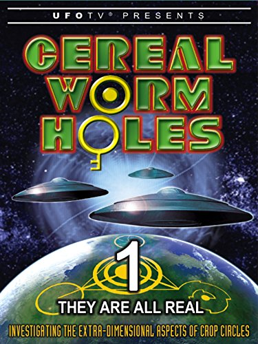 UFOTV Presents Cereal Worm Holes 1 - They Are All (Stonehenge Crop Circle)