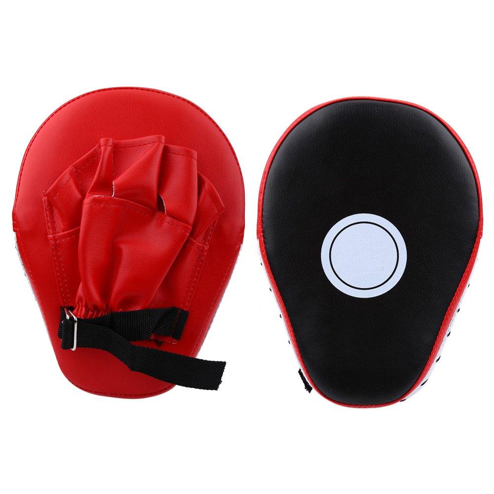 Enfoque Punz/ón Boxeo Alomejor Manoplas de Entrenamiento absorbentes de Golpes para Muay Thai Marcial
