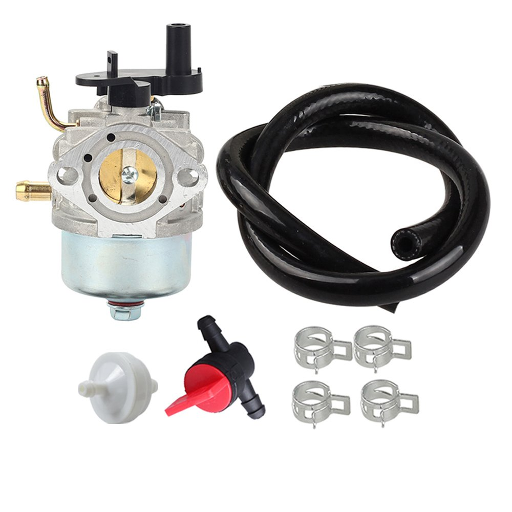Amazon.com: Panari Carburetor + Fuel Line Filter for Toro CCR2400 CCR2450  CCR2500 CCR3000 CCR3600 CCR3650 Snowblower: Garden & Outdoor