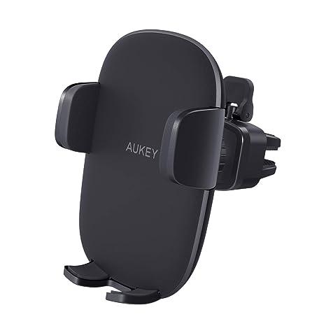 7ae9d89020c4cd AUKEY Supporto Cellulare Auto 360 Gradi di Rotazione (Garanzia a Vita)  Porta Telefono Auto