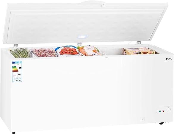 collection entière vente moins chère Los Angeles Royal Catering Congélateur Coffre Bahut Freezer ...