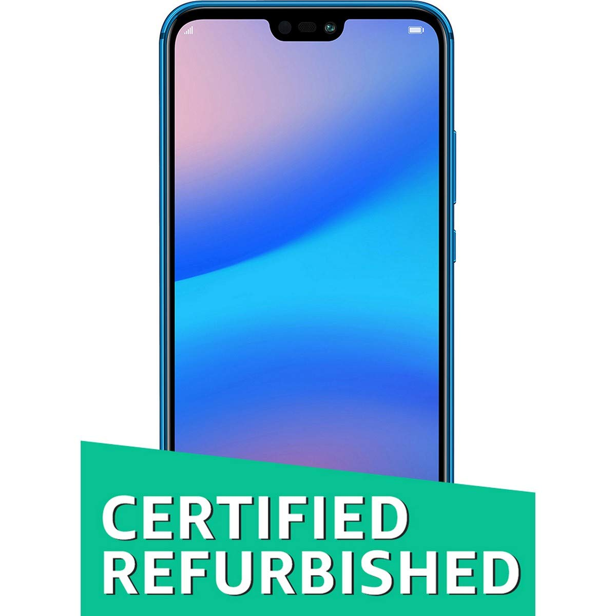 (Certified REFURBISHED) Huawei P20 Lite (Blue)