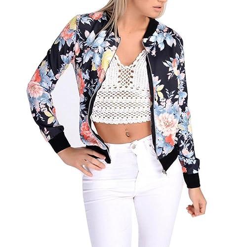 FEITONG mujer de manga larga Traje chaqueta Chaqueta capa ocasional Outwear