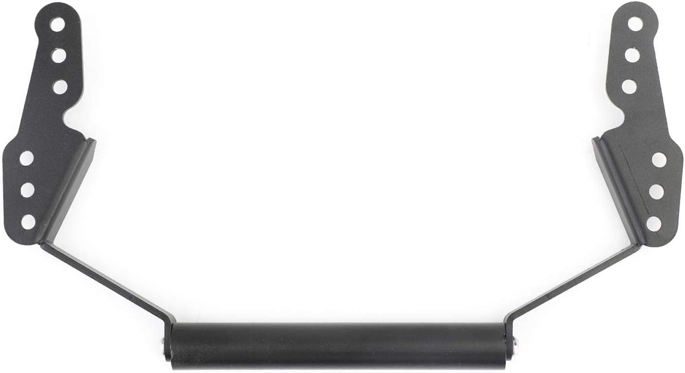 Artudatech Soporte superior de navegaci/ón GPS para tel/éfono inteligente soporte de navegaci/ón superior para moto soporte de navegaci/ón compatible con SUZU-KI DL1000 V-Strom 1000 2017-2019