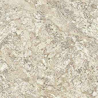 Wilsonart 60 in  x 144 in  Laminate Sheet in Spring Carnival with Premium  Quarry Finish