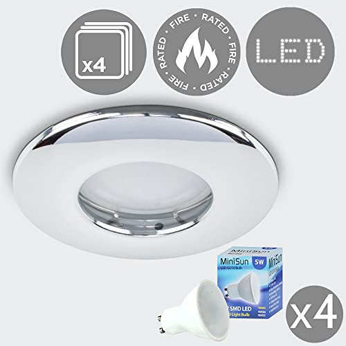 LED Bathroom Downlights: Amazon.co.uk