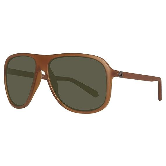 Guess Gu6876-5945q, Gafas de sol para Hombre, Marrón (Brown ...