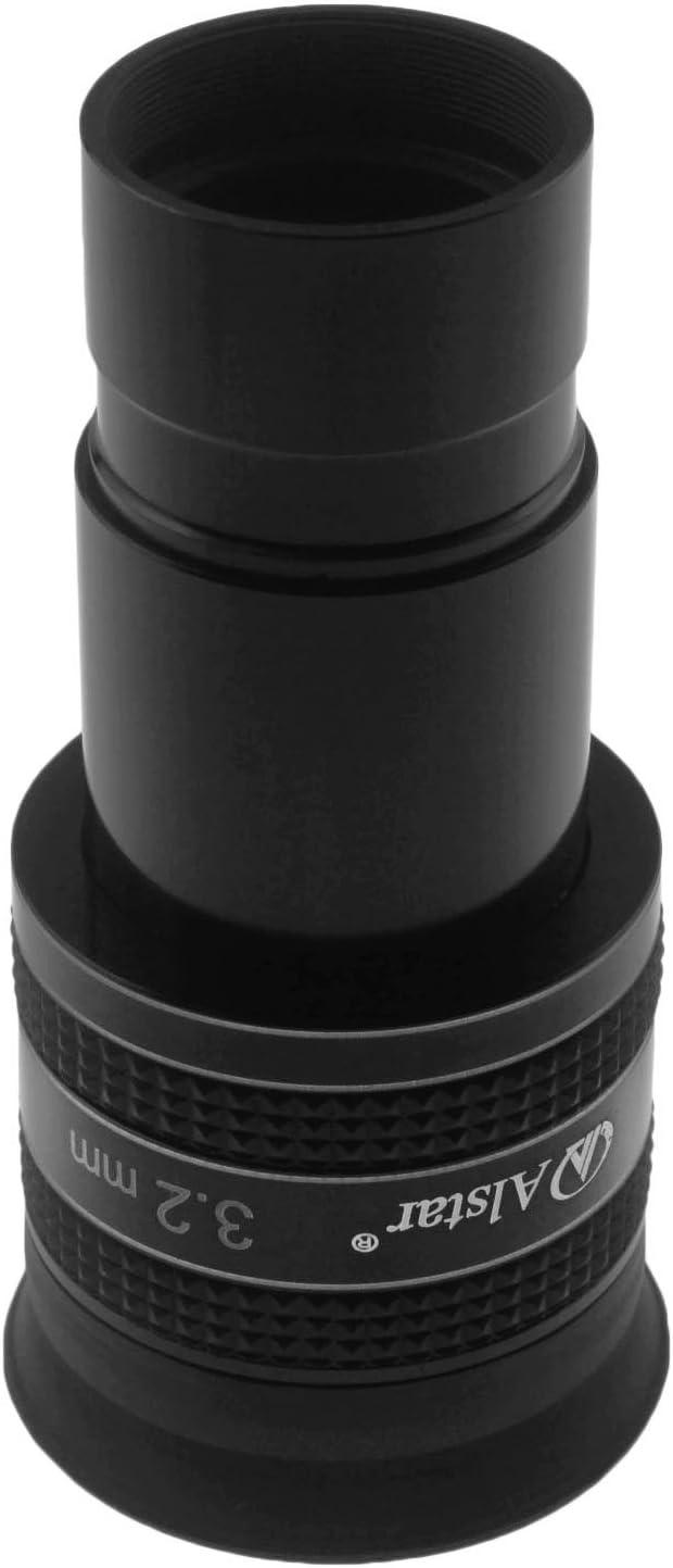 Alstar 1.25 3.2mm 58-Degree Planetary Eyepiece For Telescope