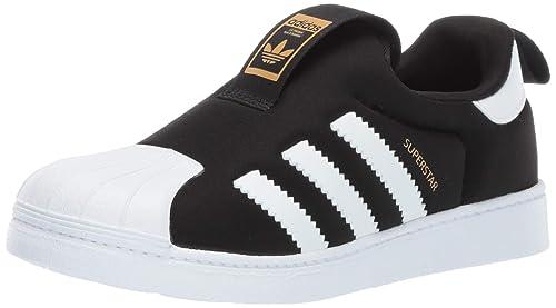 size 40 5fb49 9a5c9 adidas Originals - Superstar 360 Unisex Niños, Negro (Negro, Blanco,  Blanco), 21 EU M Kleinkind  Amazon.es  Zapatos y complementos