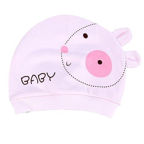 AIMEE7 Sombrero Bebe Recien Nacido, niño bebé niña niño Lindo Cerdo ...