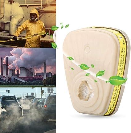 filtri ricambio maschera antipolvere