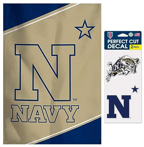 794fefdc0ef Amazon.com  Wincraft Bundle 2 Items  US Naval Academy Midshipmen 1 ...