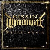Megalomania (ltd. digipak edition) by Kissin' Dynamite (2014-09-30)