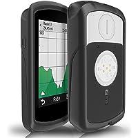 TUSITA Funda para Garmin Edge 1030 Plus - Protectora de Silicona Skin - Accesorios para computadora con GPS