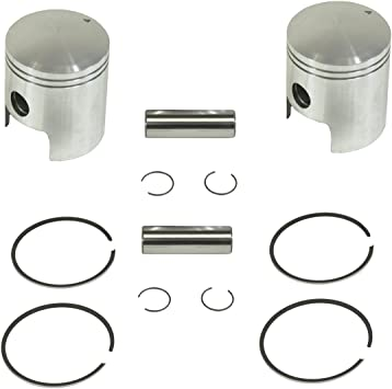 SPI Piston Kits Twin Rings Polaris Dragon 800 RMK Assault Shift IQ STD SM-09247, 2
