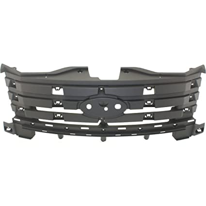 Diften  A X New Grille Insert Grill Black Ford Edge