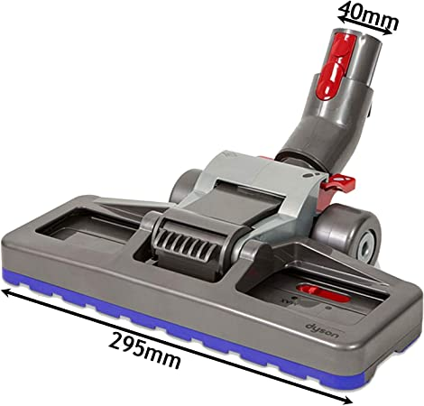 Cepillo de doble posición, diámetro de 40 mm, alfombra y suelos duros. Aspirador trineo Big Ball – Dyson Big Ball Animal, Animal Plus, MultiFloor, Total Clean, Up Top, Parquet.: Amazon.es: Hogar