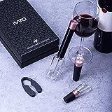 Wine Air Pressure Pump Opener Set, Kato Wine Bottle