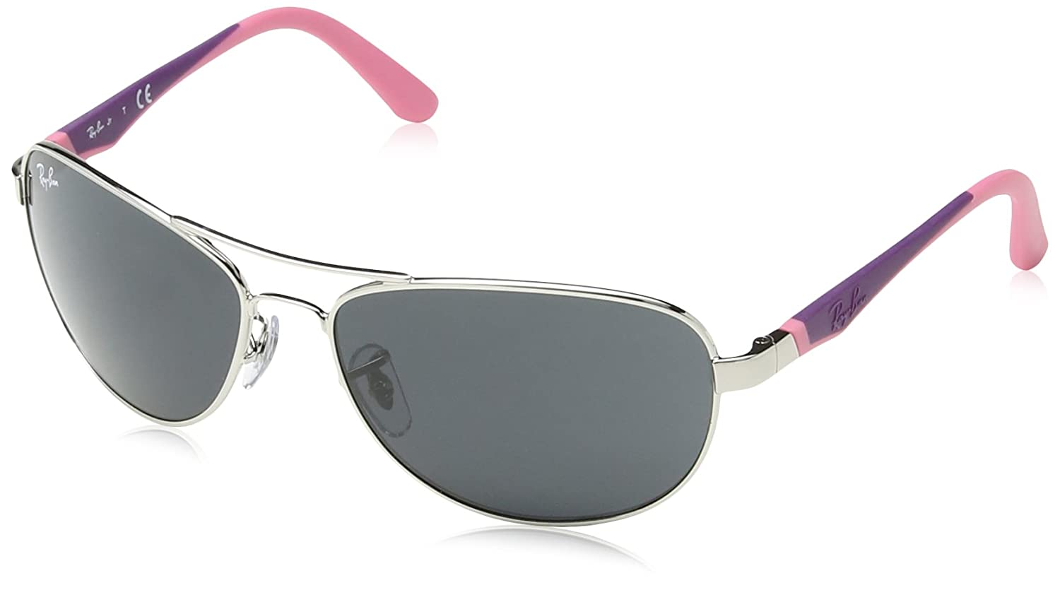 Ray-Ban Ray-Ban Junior Unisex - Kinder Sonnenbrille RB9534S, Gr. One ...