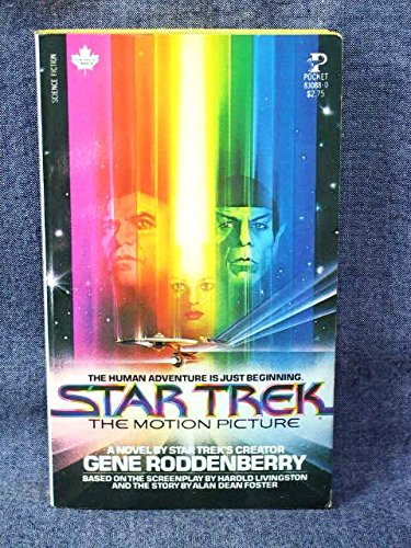Star Trek the Motion Picture, Roddenberry, Gene