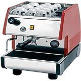 La Pavoni PUB 1EM-R - 1 Group Commercial Espresso Cappuccino machine, pour-