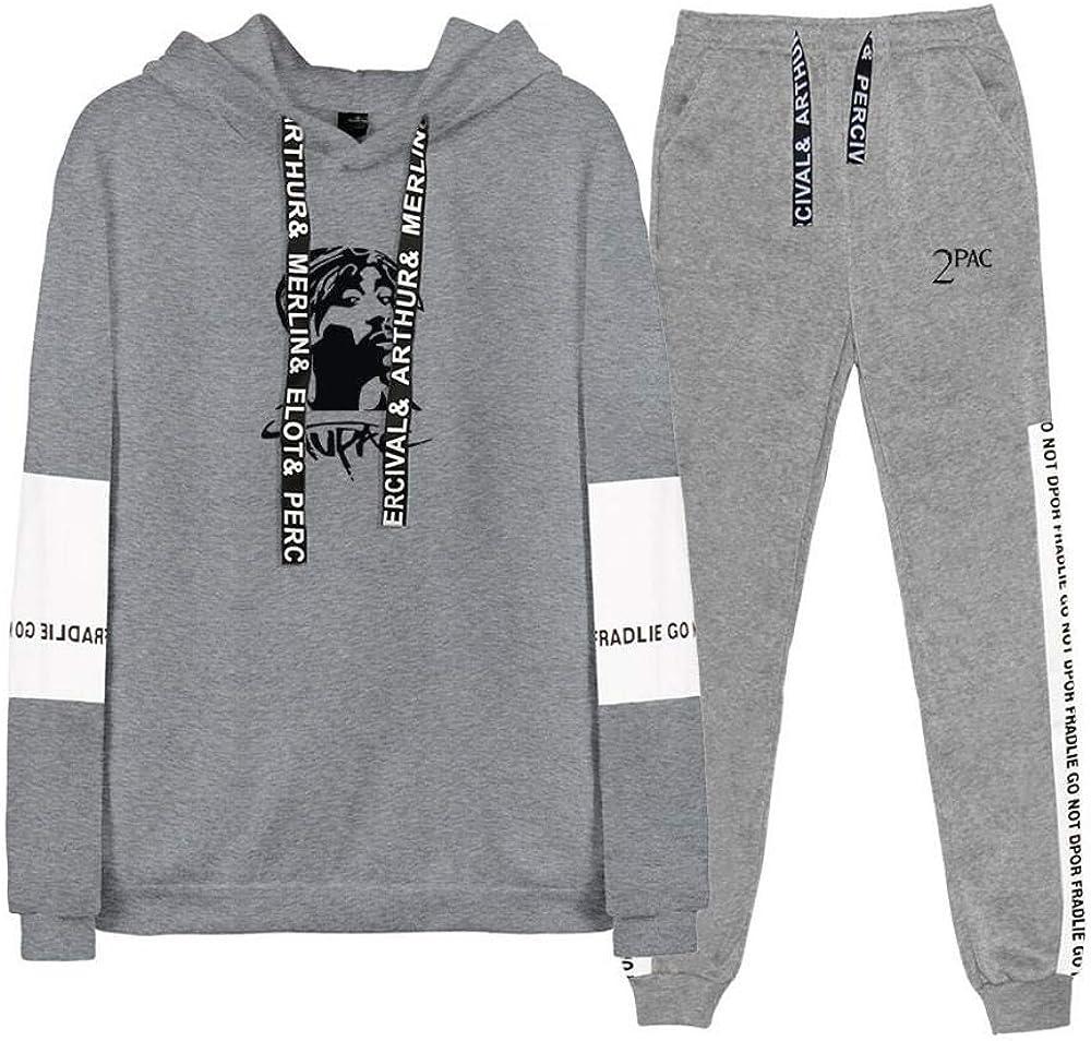 Homme Survêtements Ensemble Sweat à Capuche Pantalon De Survêtement Pantalon De Jogging Sweatershirt Pull