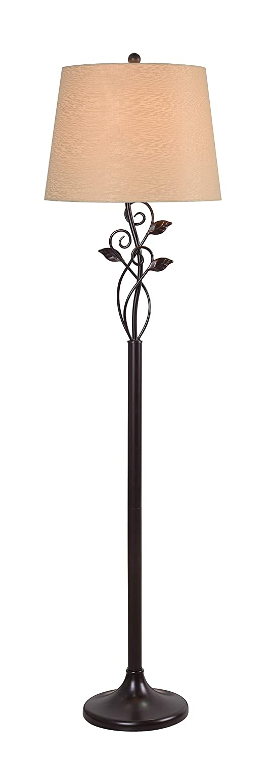 Kenroy Home Arbor Floor Lamp Oil Rubbed Bronze