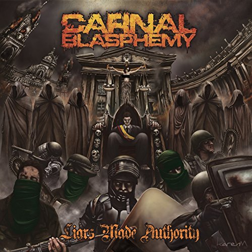 Carnal Blasphemy-Liars Made Authority-(GHP031)-CD-FLAC-2015-86D Download