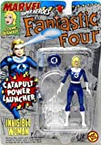 Toy Biz Marvel Super Heroes Fantastic Four Invisible Woman Action Figure 4.5 Inches
