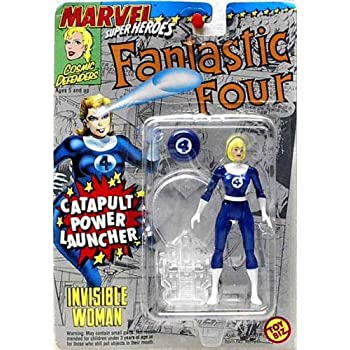Marvel Super-Héros FANTASTIC FOUR INVISIBLE WOMAN toybiz 1994
