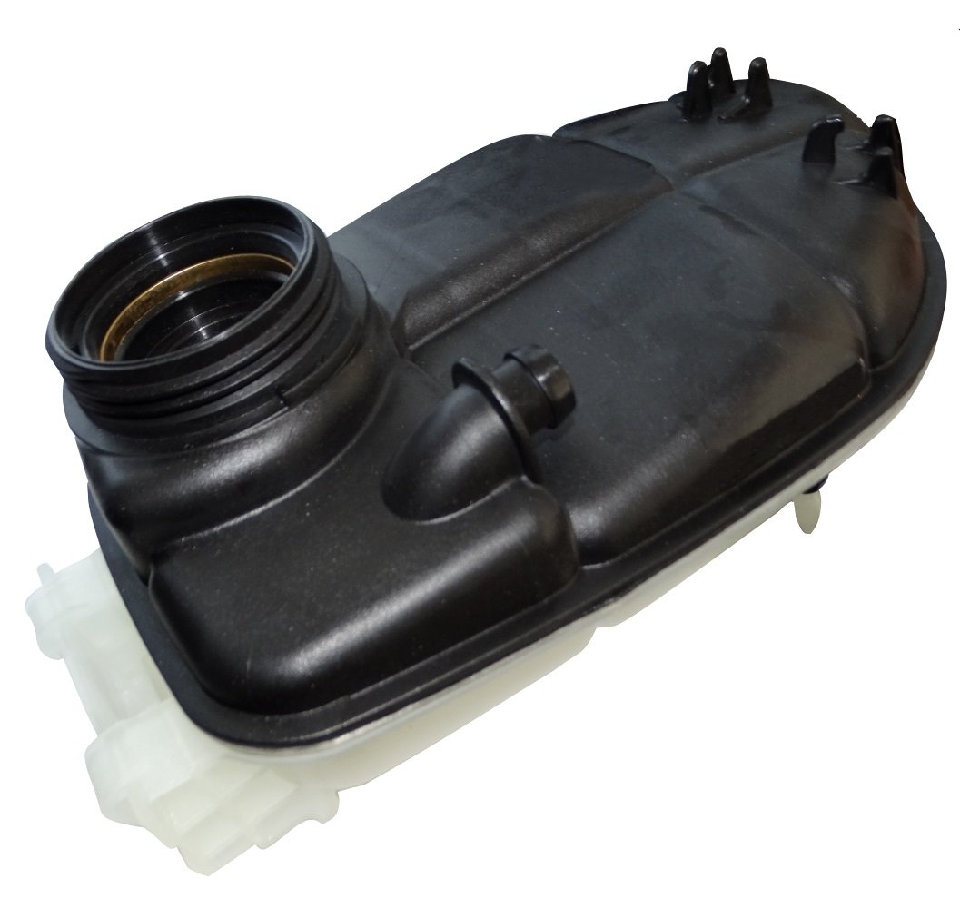 Aerzetix: Auto Car Coolant Expansion (Overflow) Tank, C40149, Compatible with 2465000049