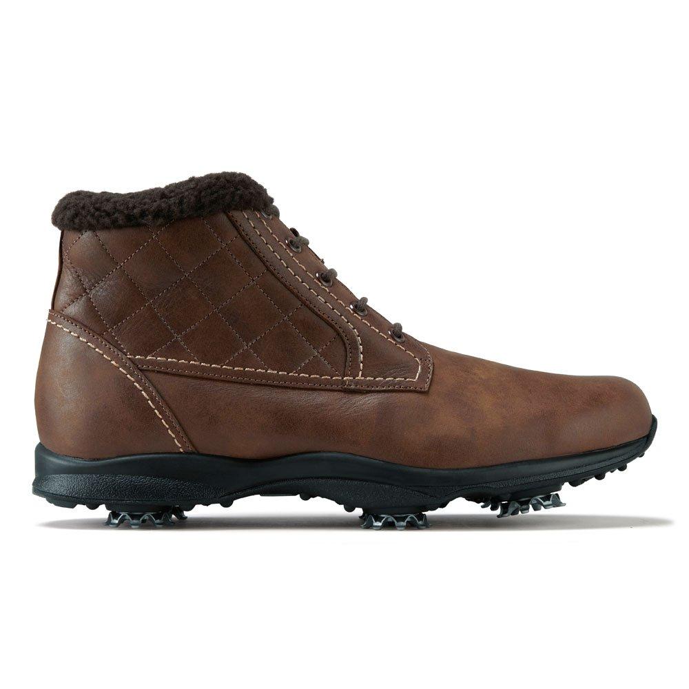 Footjoy emBODY - Damen Golf Winterstiefel Warm und Wasserdicht Braun - emBODY 23fe58