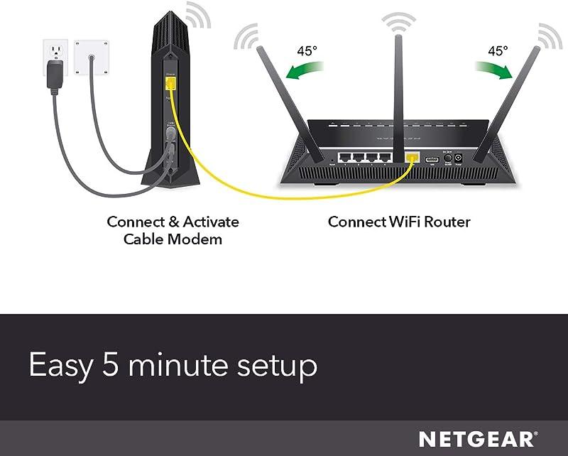 NETGEAR Cable Modem CM700 2