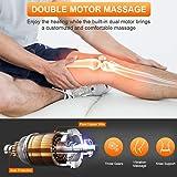 Heat Knee Massager for Knee Warm, Heat Knee Brace