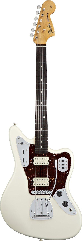 Fender フェンダー クラシックプレイヤー ジャガースペシャルHH オリンピックホワイトClassic Player Jaguar Special HH, Rosewood Fretboard -Olympic Whitet[並行輸入] B00LTSNW98